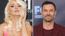 Courtney Stodden posts video with shirtless Brian Austin Green following his divorce from Megan Fox