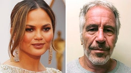 Chrissy Teigen slams Twitter users claiming she once flew on Jeffrey Epstein's private jet