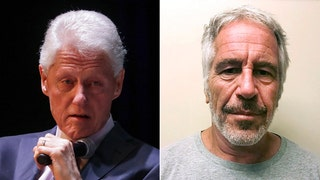 Clinton's Epstein ties resurface as he hits fundraising circuit for McAuliffe