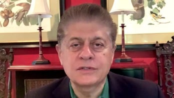 Judge Napolitano: NJ governor is 'fraud,' making up his own laws