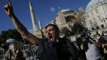 Turkey issues presidential decree to convert Hagia Sophia back into mosque