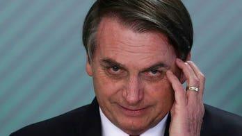 Brazil's Bolsonaro posts video of himself taking hydroxychloroquine in fight against coronavirus