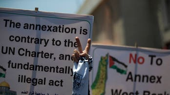 Palestinians say new Israel, UAE deal pushes fair resolution further away