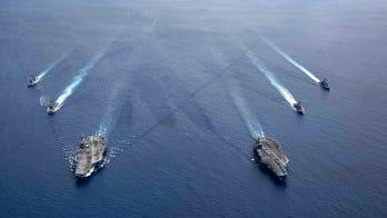 Will the US Navy reach 355 Ships? Fleet size vs. high tech
