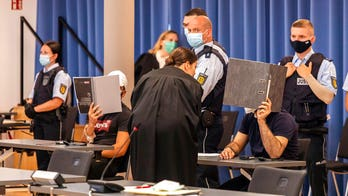 Syrian migrants among men convicted in Germany of gang-raping woman, 18