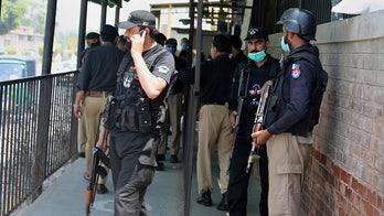 Pakistani man on trial for blasphemy shot dead in court