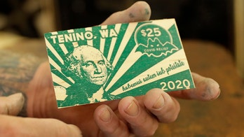 Washington state town prints own wooden currency for coronavirus relief