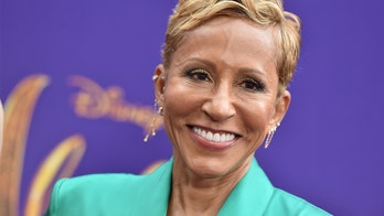 Jada Pinkett Smith's mom Adrienne Banfield-Norris, 66, flashes toned abs: 'Elliptical here I come!'