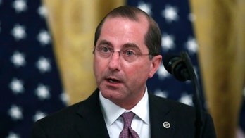 Azar warns holiday travelers negative COVID-19 test no 'golden ticket': 'Please be careful over Thanksgiving'