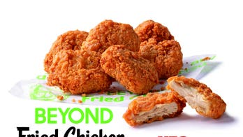 KFC testing Beyond Fried Chicken in California for limited time