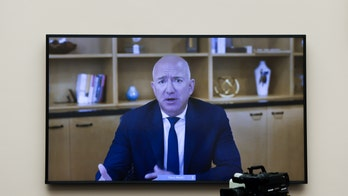 Bezos says counterfeit products on Amazon are 'scourge'