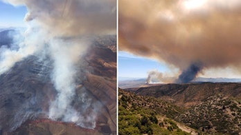 Nevada firefighting planes collide midair; both pilots dead, authorities say