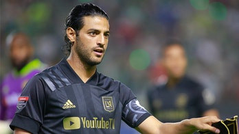 LAFC's Carlos Vela opts out of MLS tournament in Orlando