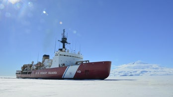 Biden admin faces lack of icebreakers, increasing Russian and Chinese threats in Arctic