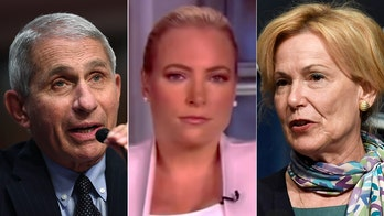 Meghan McCain says she doesn't trust Dr. Fauci as much as she used to
