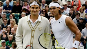 Federer saw rival Nadal 'grow, right in front of my eyes'