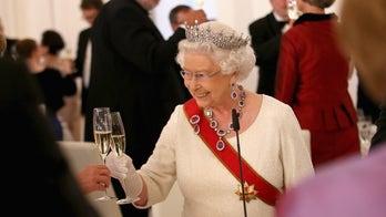 Queen celebrates official birthday at parade