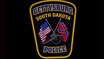 George Floyd's uncle vows to remove Confederate flag from his South Dakota town's police logo