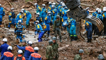 Japan flooding death toll rises to 49 as more heavy rain hits region