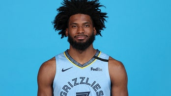 Grizzlies star ruled out for rest of NBA season after suffering hip injury, team announces