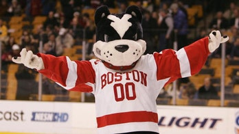 Boston University considers changing name of Terriers mascot Rhett over link to 'Gone with the Wind'