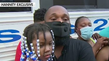 Father of 7-year-old girl killed in Chicago: 'There should be' Black Lives Matter protests