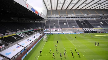 EPL denies Newcastle's claim Saudi-led takeover was rejected