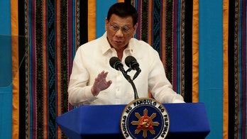 Filipino President Duterte suggests disinfecting masks with gasoline, quickly corrected