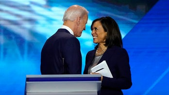 Biden on debate clash with Harris: 'I don't hold grudges'