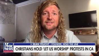 'Let Us Worship' founder calls out California leaders' coronavirus lockdown hypocrisy