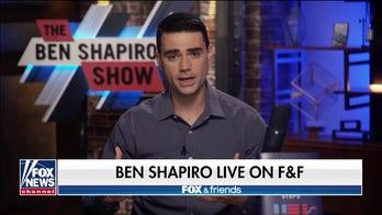 HOWARD KURTZ: NPR slams Ben Shapiro for drawing huge traffic by…being conservative