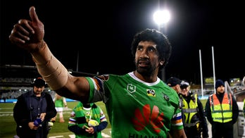 Rugby star Sia Soliola reveals extent of his facial injures on social media