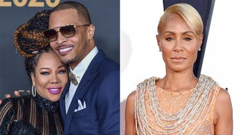 T.I. jokes about Jada Pinkett Smith's 'entanglement' while wishing his wife a happy birthday
