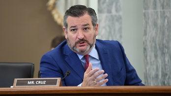 Ted Cruz mocks Al Franken's 'I hate Ted Cruz' pint glass