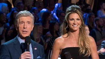 Tom Bergeron, Erin Andrews reunite after their 'Dancing with the Stars' replacement