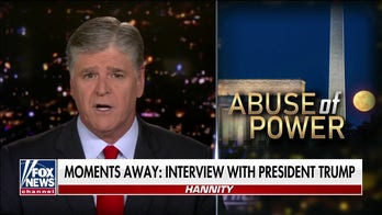 Hannity: New report shows 'indisputable evidence' FBI 'planted' agent to 'spy' on Trump