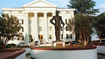 Jackson, Mississippi city council votes to remove statue of namesake