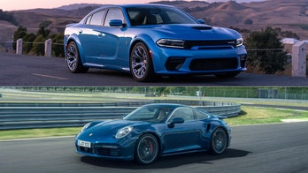 Tesla, Porsche and Dodge top J.D. Power APEAL study, but there's an asterisk