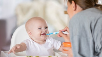 Feed your baby peanuts! Research suggests new dietary advice for babies