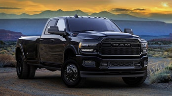 Ram releases Black Edition heavy duty pickups