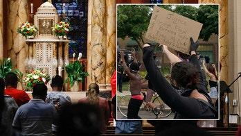 Tim Graham: Coronavirus double standard -- liberal media declare protests more sacred than church