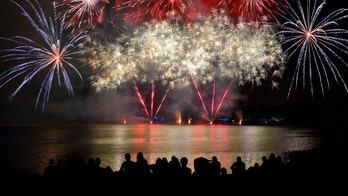 Avoid using hand sanitizer before handling Fourth of July fireworks, officials warn