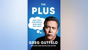 'The Plus: Self-Help for People Who Hate Self-Help' by Greg Gutfeld