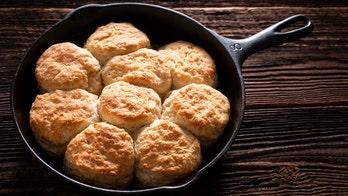 Georgia grandma's biscuit recipe video goes viral on Facebook