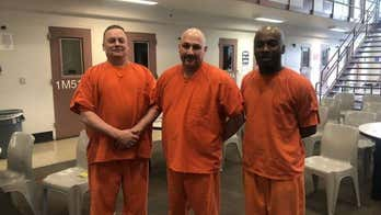 Georgia inmates credited with helping save deputy's life: report