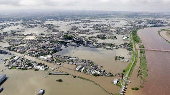 Japan flooding death toll nears 60 as 'unprecedented' rain batters main island