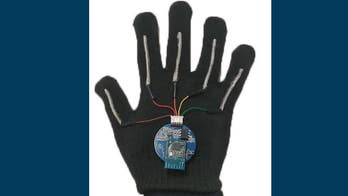 High-tech glove can translate sign language with 99 percent accuracy