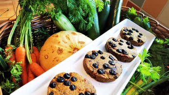 Chef creates 'world's healthiest' cookie with all 5 daily servings of fruits and vegetables