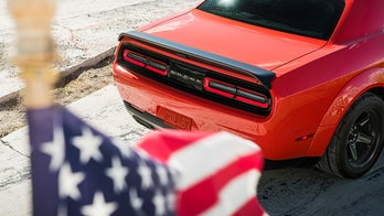 The 2020 Dodge Challenger SRT Super Stock is the most powerful American car