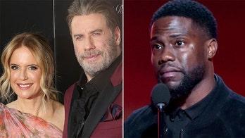 Kevin Hart gives co-star John Travolta condolences over loss of wife Kelly Preston